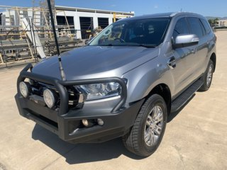 2017 Ford Everest UA Trend Grey/070817 6 Speed Sports Automatic SUV
