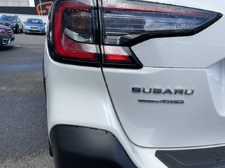 2021 Subaru Outback B7A MY21 AWD CVT Crystal White 8 Speed Constant Variable Wagon