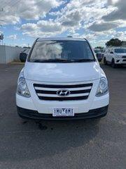 2017 Hyundai iLOAD TQ3-V Series II MY18 Creamy White 5 Speed Automatic Van.