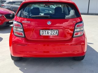 2018 Holden Barina TM MY18 LS Red 6 Speed Automatic Hatchback
