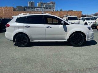 2010 Subaru Tribeca MY10 3.6R Premium (7 Seat) White 5 SP AUTO ELEC SPORTSHIFT Wagon.