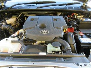 2017 Toyota Hilux GUN126R SR5 Silver 6 Speed Manual Extracab
