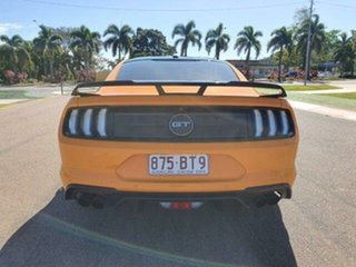 2019 Ford Mustang FN 2019MY GT Orange Fury 10 Speed Sports Automatic Fastback