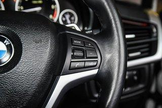 2014 BMW X5 F15 xDrive30d White 8 Speed Sports Automatic Wagon