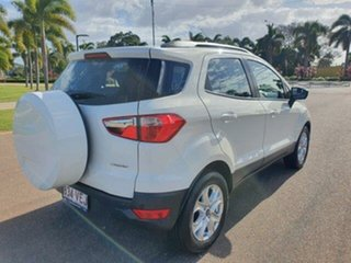 2014 Ford Ecosport BK Trend PwrShift White 6 Speed Sports Automatic Dual Clutch Wagon.