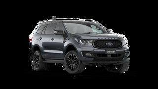 2021 Ford Everest UA II Sport Meteor Grey 6 Speed Automatic.