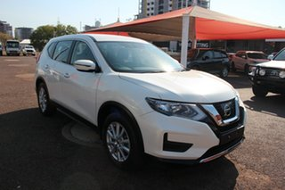 2019 Nissan X-Trail T32 Series II ST X-tronic 4WD White 7 Speed Continuous Variable Wagon.