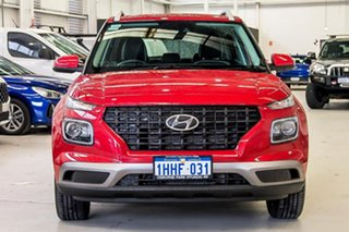 2021 Hyundai Venue QX.V3 MY21 Active Red 6 Speed Automatic Wagon