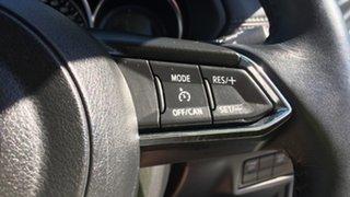 2018 Mazda CX-5 KF2W7A Maxx SKYACTIV-Drive FWD Sport Billet Silver 6 Speed Sports Automatic Wagon