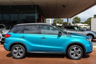 2015 Suzuki Vitara LY RT-X 4WD Green 6 Speed Sports Automatic Wagon