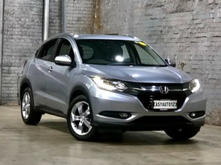2016 Honda HR-V MY16 VTi-S Silver 1 Speed Constant Variable Hatchback.