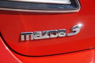 2010 Mazda 3 BL10F1 Maxx Sport Red 6 Speed Manual Hatchback
