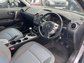 2013 Nissan Dualis J10 MY13 ST (4x2) Grey 6 Speed Manual Wagon
