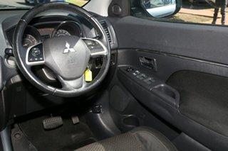 2013 Mitsubishi ASX XB MY13 2WD Grey 6 Speed Constant Variable Wagon