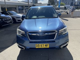 2016 Subaru Forester MY16 2.5I-S Blue Continuous Variable Wagon