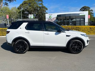2016 Land Rover Discovery Sport L550 17MY SE White 9 Speed Sports Automatic Wagon