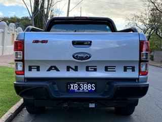 2021 Ford Ranger PX MkIII 2021.75MY FX4 Aluminium Silver 6 Speed Sports Automatic Double Cab Pick Up