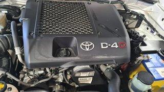 2015 Toyota Hilux KUN16R MY14 SR 5 Speed Manual Dual Cab Pick-up