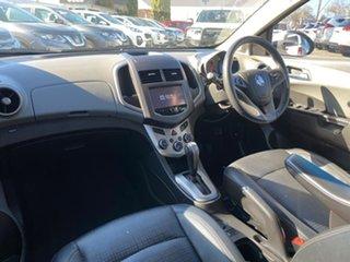2014 Holden Barina TM MY14 CDX Silver 6 Speed Automatic Hatchback