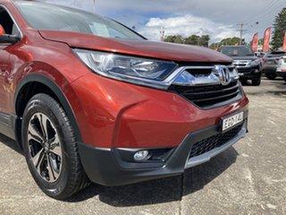 2019 Honda CR-V RW MY19 VTi FWD Red 1 Speed Constant Variable Wagon