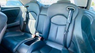 2004 Mercedes-Benz CLK-Class A209 CLK320 Avantgarde Silver 5 Speed Automatic Cabriolet