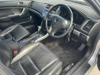 2005 Honda Accord MY06 Upgrade Euro Luxury Silver 5 Speed Sequential Auto Sedan