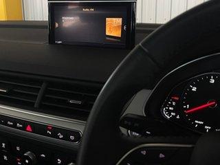 2018 Audi Q7 4M MY18 TDI Tiptronic Quattro Black 8 Speed Sports Automatic Wagon