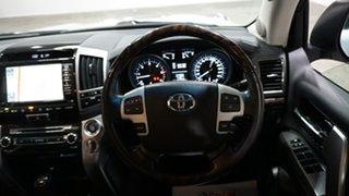 2014 Toyota Landcruiser VDJ200R MY13 Sahara Silver 6 Speed Sports Automatic Wagon