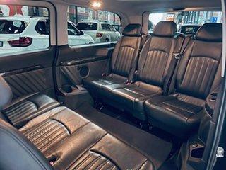 2011 Mercedes-Benz Viano 639 MY12 BlueEFFICIENCY Black 5 Speed Automatic Wagon.