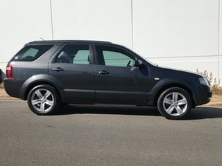 2009 Ford Territory SY MkII TS RWD Limited Edition 4 Speed Sports Automatic Wagon.