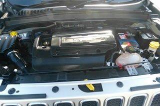 2016 Jeep Renegade BU MY16 Limited DDCT Grey 6 Speed Sports Automatic Dual Clutch Hatchback