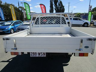 2012 Ssangyong Actyon Sports Q150 MY12 Tradie 4x2 White 6 Speed Manual Utility