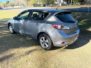 2012 Mazda 3 BL10F2 Maxx Activematic Sport Silver 5 Speed Sports Automatic Hatchback