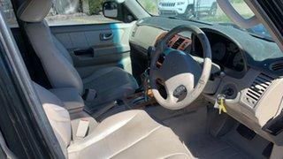 2006 Hyundai Terracan Highlander CRDi Black 4 Speed Automatic Wagon