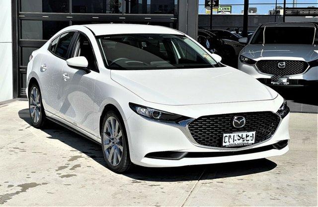 Demo Mazda 3 BP2SLA G25 SKYACTIV-Drive Evolve Edwardstown, 2021 Mazda 3 G25 SKYACTIV-Drive Evolve Sedan