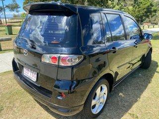 2007 Mazda 2 DY10Y2 Genki Black 4 Speed Automatic Hatchback