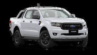 2021 Ford Ranger PX MkIII Sport Arctic White 6 Speed Automatic Pick Up.