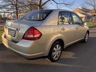 2006 Nissan Tiida C11 ST 4 Speed Automatic Sedan.