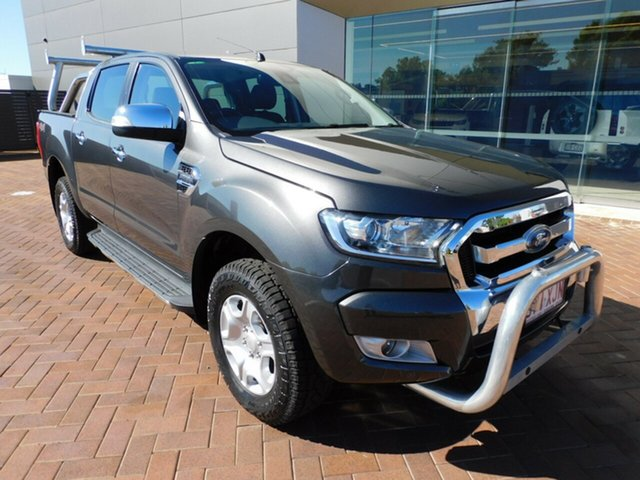 Used Ford Ranger PX MkII XLT Double Cab Toowoomba, 2017 Ford Ranger PX MkII XLT Double Cab 6 Speed Sports Automatic Utility