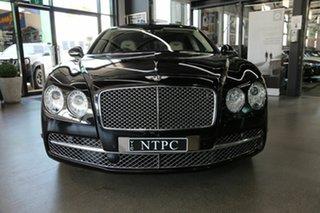 2015 Bentley Flying Spur 3W MY15 AWD Black 8 Speed Sports Automatic Sedan