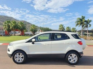 2014 Ford Ecosport BK Trend PwrShift White 6 Speed Sports Automatic Dual Clutch Wagon