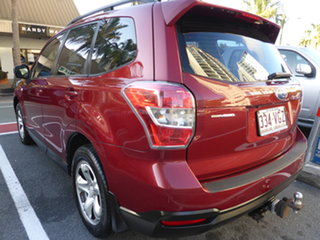 2014 Subaru Forester MY14 2.5I Red Continuous Variable Wagon
