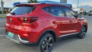 2018 MG ZS AZS1 Excite 2WD Red 4 Speed Automatic Wagon