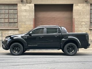 2020 Ford Ranger PX MkIII 2020.25MY Wildtrak Black 10 Speed Sports Automatic Double Cab Pick Up