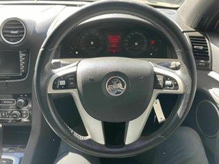 2011 Holden Commodore VE II MY12 SV6 Yellow 6 Speed Automatic Sedan