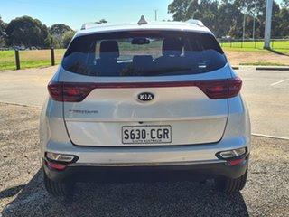 2019 Kia Sportage QL MY20 S 2WD Silver 6 Speed Sports Automatic Wagon