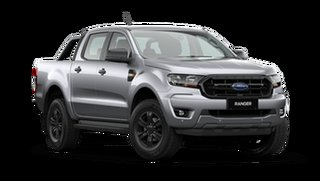 2021 Ford Ranger PX MkIII Sport Aluminium 6 Speed Automatic Pick Up.