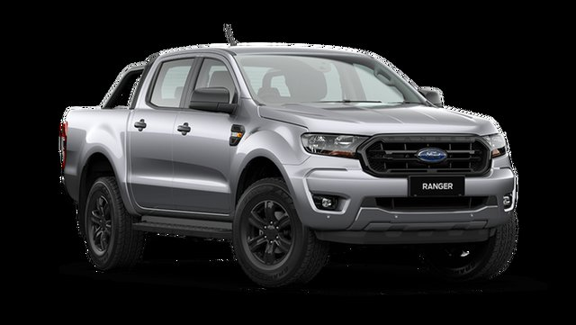 New Ford Ranger Sport Hamilton, 2021 Ford Ranger PX MkIII Sport Aluminium 6 Speed Automatic Pick Up