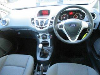 2012 Ford Fiesta WT CL Grey 5 Speed Manual Hatchback