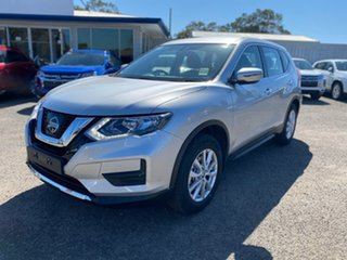 2020 Nissan X-Trail T32 MY21 ST X-tronic 2WD Silver 7 Speed Constant Variable Wagon